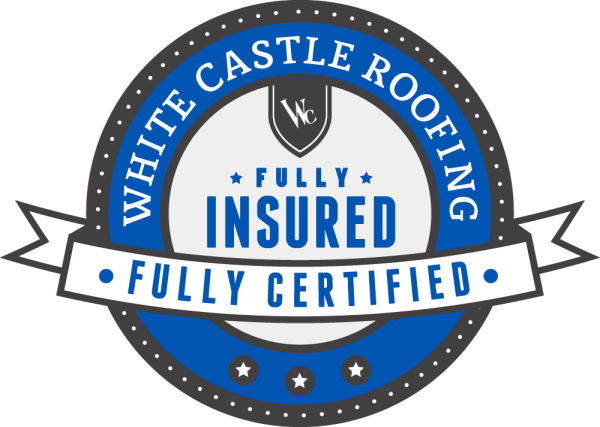 White Castle Roofing Fully Insured and Certified logo