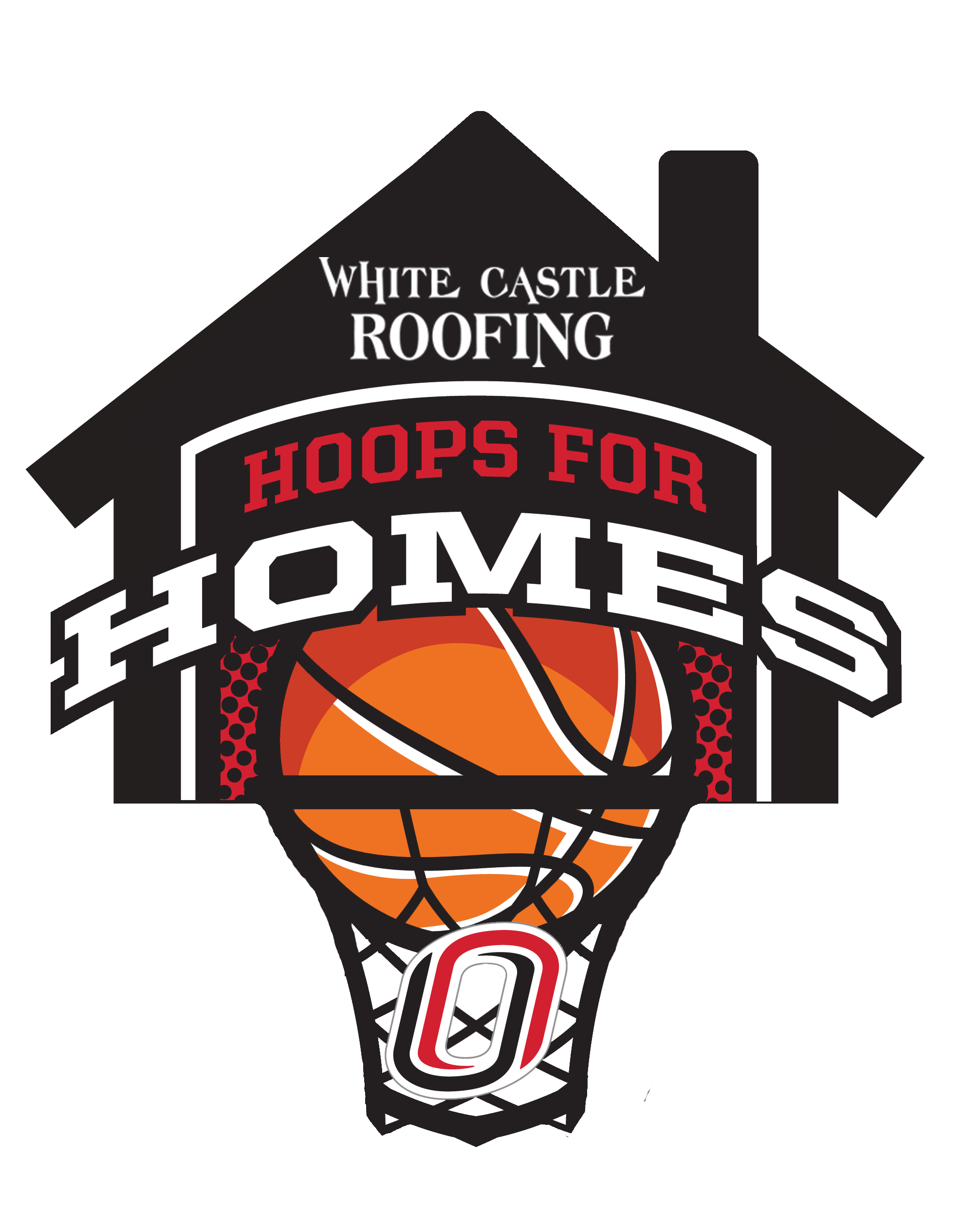 Omaha Mavericks Hoops for Homes