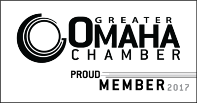Greater Omaha Chamber Proud Member 2017
