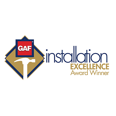 gaf excellence award 400 by 400