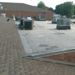 Roof at Lincoln Orthopedic