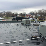 Commercial roof - Subway