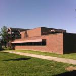Exterior - Wayne State Student Center