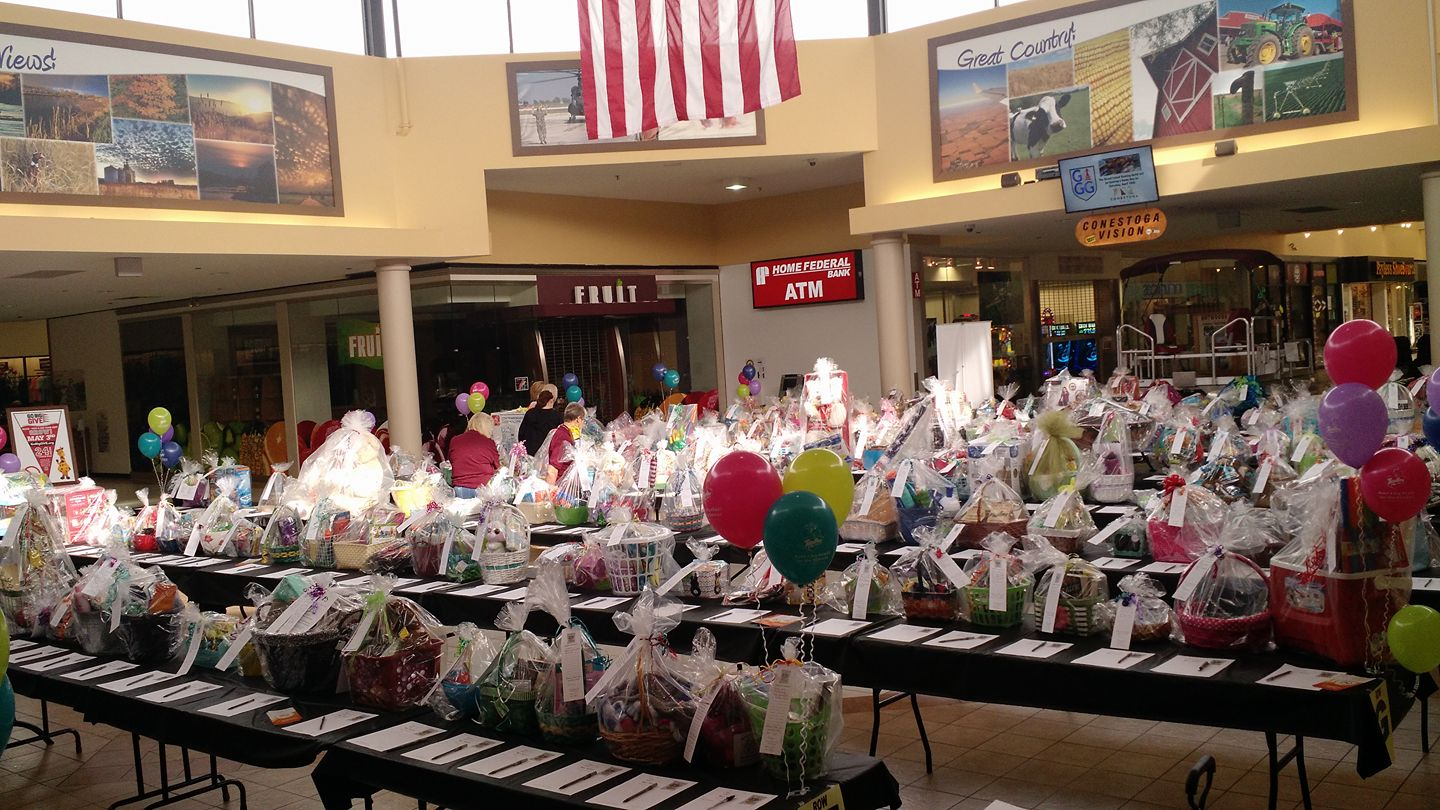 Project Hunger Easter Baskets