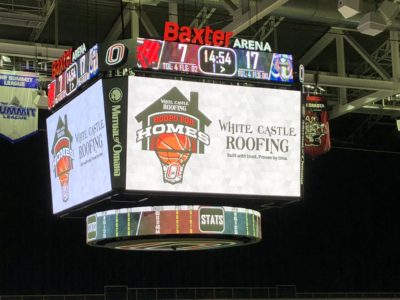 Hoops for Homes jumbotron
