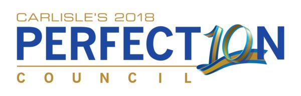 Carlisle's 2018 Perfection Council logo